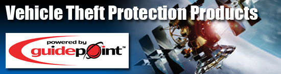 Stolen Vehicle Protection Products and Accessories -  Guidepoint Systems, the ultimate in GPS products